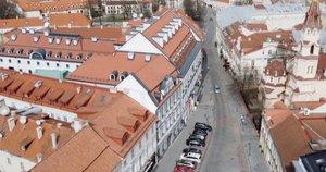 Vilniaus senamiestis (nuotr. stop kadras)