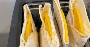 Pasidalijo, kaip greitai tortilijas pasigaminti namuose (nuotr. stop kadras)
