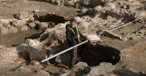 Naujos mįslės Klaipėdos archeologams: rado įrodymų, kaip veikė miestas (nuotr. stop kadras)
