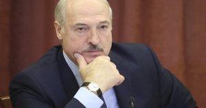 """Lukašenkos agonija: projektas """"Vagneriai"""" tik įrodo jo apgailėtinąstatusą (nuotr. SCANPIX)"""