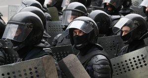 Protestai Minske (nuotr. SCANPIX)