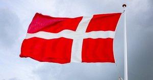 Danijos vėliava (pixabay.com)