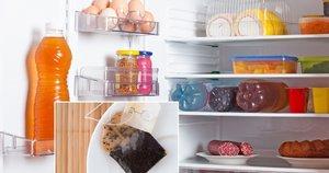 Į šaldytuvą įdėkite arbatos maišelį (nuotr. Shutterstock.com)