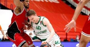 Marius Grigonis. (nuotr. Euroleague Basketball)
