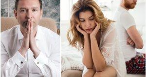Kaluginas įspėja: yra aiškūs ženklai, kurie išduoda jūsų vyro vidurio amžiaus krizę  (tv3.lt fotomontažas)
