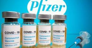 Išgelbės vakcina? Žadamas 90 proc. efektyvumas užbaigtų pandemiją (nuotr. SCANPIX)
