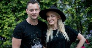 Vitalijus Jančenkovas ir Viktorija Jakučinskaitė (nuotr. Organizatorių)