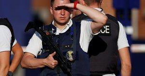 Belgijos policija (nuotr. SCANPIX)