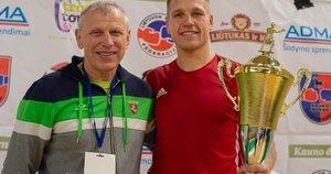 Turnyro čempionais tapo penki lietuviai (nuotr. Alfredo Pliadžio)