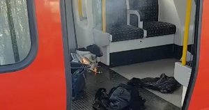 Sprogimas Londono metro traukinyje traktuojamas kaip teroristinis incidentas (nuotr. SCANPIX)