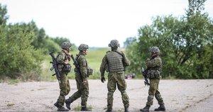 Lietuvos kariuomenė (asociatyvi nuotr.) (nuotr. Gamintojo)
