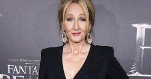 J. K. Rowling (nuotr. SCANPIX)