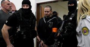 Žurnalisto nužudymo teismas Slovakijoje (nuotr. Scanpix)