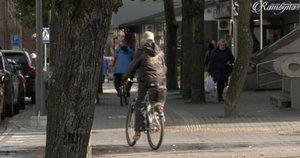Šilutė nelaukia ir taiko griežtesnes priemones: gyventojai pritaria ribojimams (nuotr. stop kadras)
