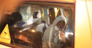 Vilniuje sustabdytas Eritrėjos pilietis įpūtė daugiau nei dvi promiles (nuotr. Broniaus Jablonsko)