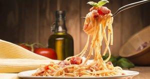 Spagečiai (nuotr. Shutterstock.com)