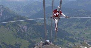 TV3 žinios. Šveicarų akrobatas pasiekė tris pasaulio rekordus: vaizdai gniaužia kvapą