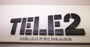"""Tele2"" (nuotr. Fotodiena.lt)"