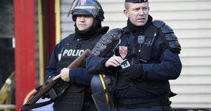 Prancūzijos policija (nuotr. SCANPIX)
