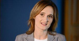Viktorija Čmilytė-Nielsen (nuotr. Fotodiena/Justino Auškelio)