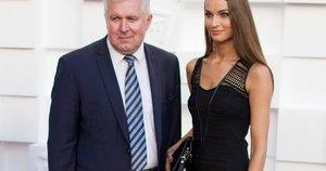 Arvydas Anušauskas, Lina Bulanovaitė (Karolis Kavolėlis/Fotobankas)