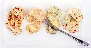 Gurmaniškas sviestas, kurį nesunku pasigaminti patiems. Shutterstock nuotr.