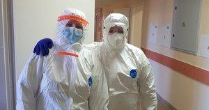 AFP: Europoje koronaviruso aukų skaičius viršijo 250 000 (asm. archyvo.nuotr.)