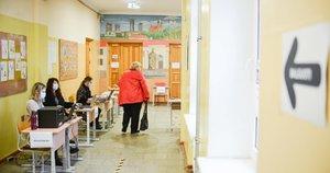 Seimo rinkimai 2020 (nuotr. Fotodiena/Justino Auškelio)