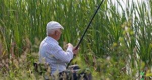 Žvejyba (nuotr. Broniaus Jablonsko)