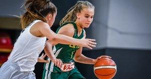 Jocytė (nuotr. FIBA)