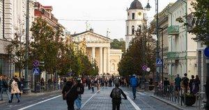 Ruduo Vilniuje (nuotr. Fotodiena)
