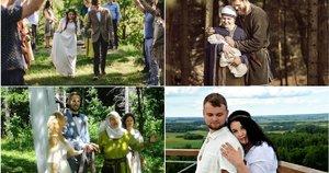Lietuvoje populiarėja vestuvės pagal baltiškas tradicijas  (nuotr. asm. archyvo)