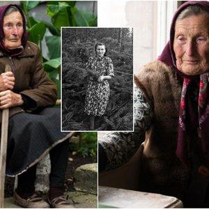 102-ejų metų klaipėdietė Marijona žavi aplinkinius: nestokoja gero humoro ir puikios atminties