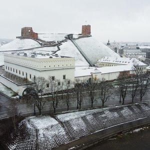 Žiemos Lietuvoje bus daugiau: šalnos ir žemę apklojęs sniegas stebinti nebeturėtų