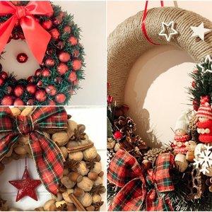 Panevėžietė vakarais ruošiasi Kalėdoms: sukurtos dekoracijos atima žadą