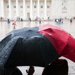 Sulauksime ne pačių maloniausių orų: likti namie vers lietaus ir vėjo duetas