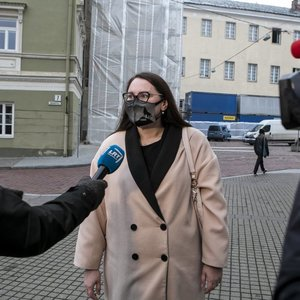 Nausėda susitiko su Dobrovolska: įspūdį padarė jos drąsa, bet kyla klausimas dėl patirties