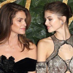 Supermodelio Crawford dukra Kaia seka motinos pėdomis: paaiškino, kodėl nesilaiko jokių dietų