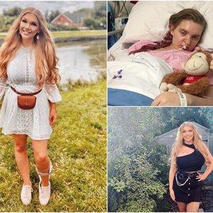 Retą smegenų ligą sumaišė su psichikos sutrikimu: 25-erių mergina įspėja kitus