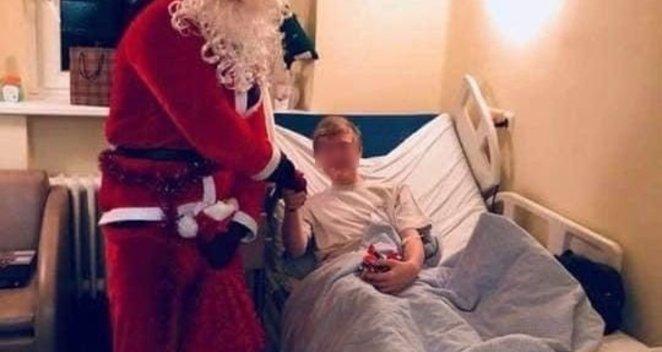 24-erių Deividas per šventes virsta Kalėdų seneliu: tai daro dėl kilnaus tikslo