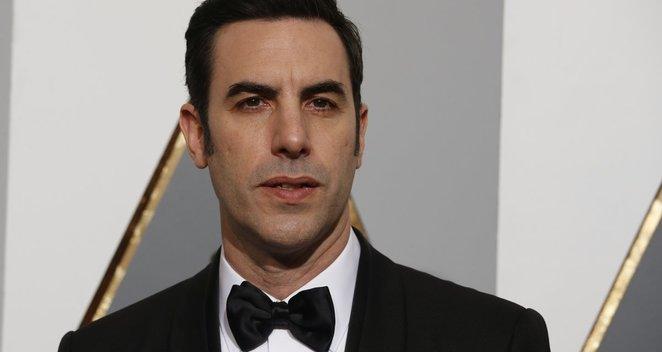 """Skandalingoji """"Borato"""" žvaigždė drebina pasaulį: įsiamžino atviroje reklamoje"""
