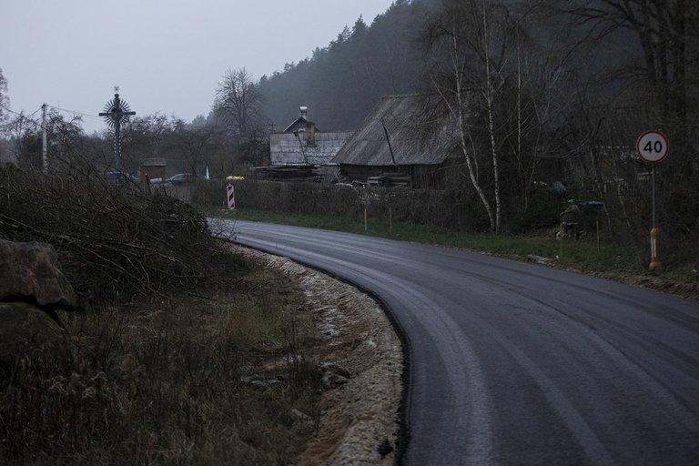 Gatvėje, kurioje gyvena Skvernelis (Paulius Peleckis/Fotobankas)