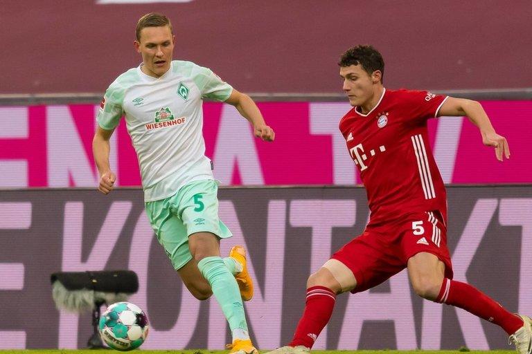 """""""Bayern"""" sužaidė lygosiomis. (nuotr. SCANPIX)"""