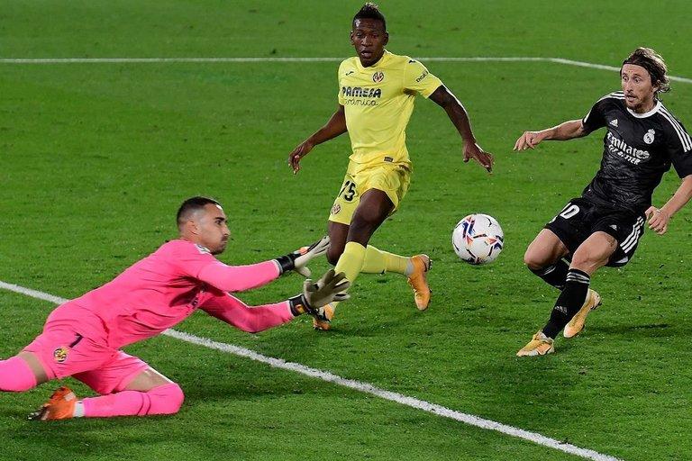 Madrido ekipa prarado taškus. (nuotr. SCANPIX)