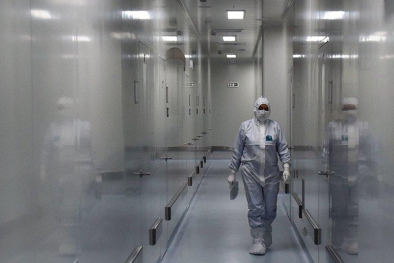 """Rusijos tyrimų centras """"Vektor"""", įsikūręs Sibire (nuotr. SCANPIX)"""