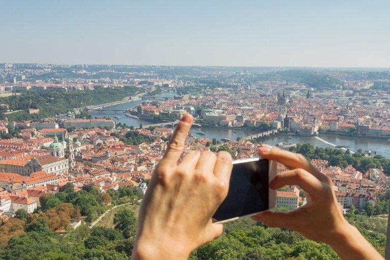 Turizmas (nuotr. 123rf.com)