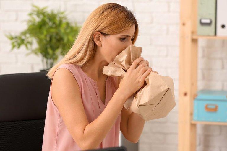 Panikos ataka  (nuotr. Shutterstock.com)