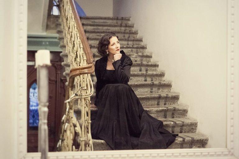 """""""Naujojo teatro"""" vadovė režisierė Svetlana Šulc. """"Naujojo teatro"""" archyvo nuotr."""