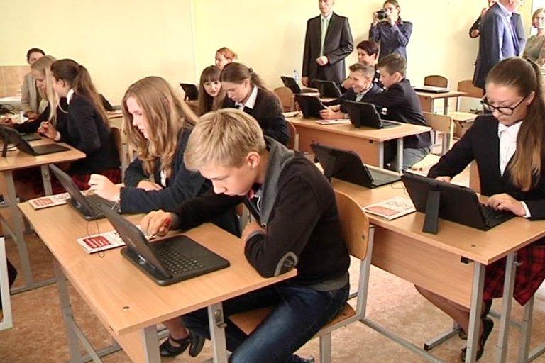 Išmanioji klasė (nuotr. TV3)