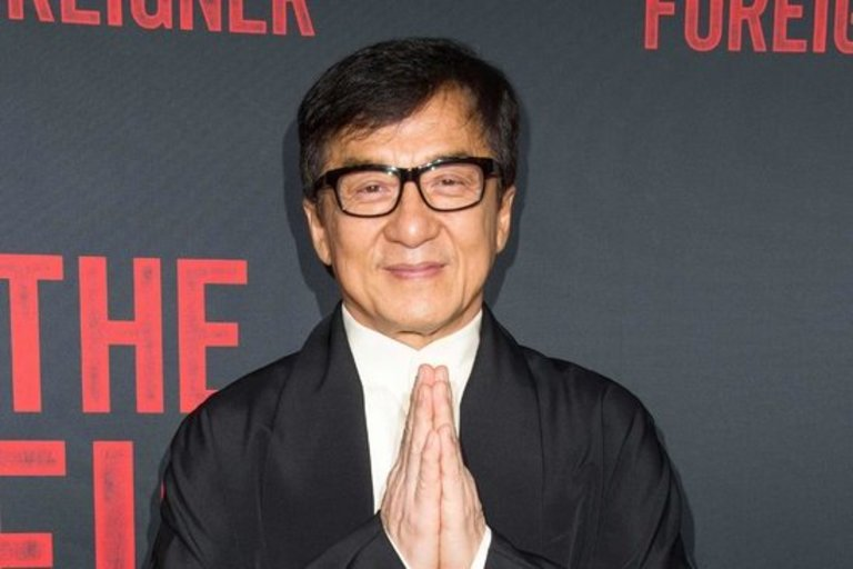 Jackie Chan (nuotr. SCANPIX)